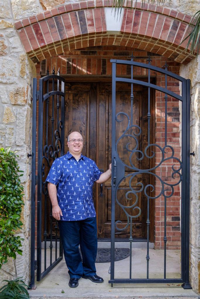 image of Hogg Foundation director